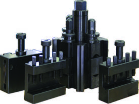 QUICK CHANGE TOOL POST SETS - HEAVY DUTY