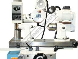 TM-6025Q Universal Tool & Cutter Grinder 2 Speed, 4200 & 7000rpm - picture0' - Click to enlarge
