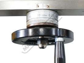TM-6025Q Universal Tool & Cutter Grinder 2 Speed, 4200 & 7000rpm - picture3' - Click to enlarge