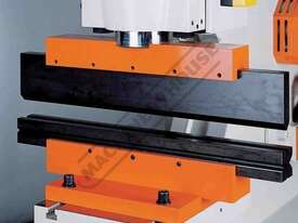 IW-100SH Hydraulic Punch & Shear 100 Tonne, Dual Independent Operation Includes Hydraulic Plate Clam - picture19' - Click to enlarge
