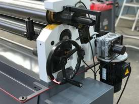 2070mm x 3.5mm Powered Pinch Rolls & Cone Rolling - picture1' - Click to enlarge