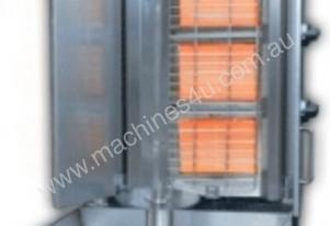 Flame Master TT-FM4 Kebab Machine - 4 Burner