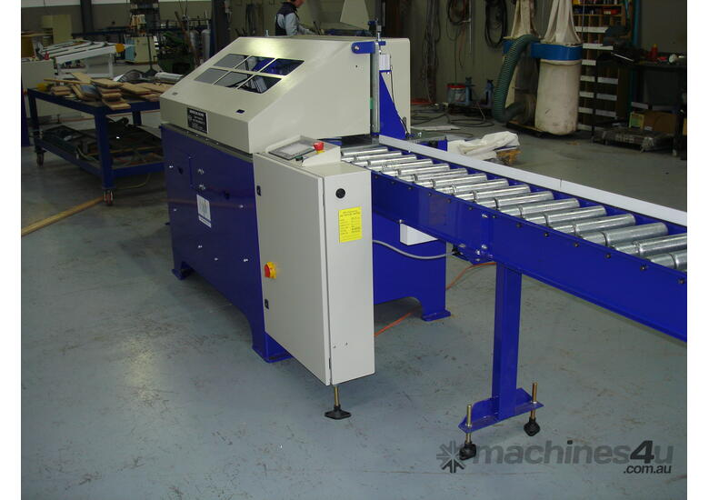 AUTOMATIC END MATCHING MACHINE