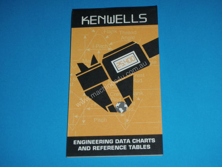 Kenwells Engineering Data Charts & Reference Table