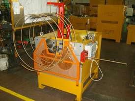 OSCAM Hoop Spiral Machine  - picture2' - Click to enlarge