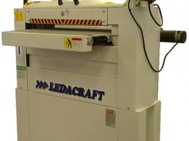 LEDACRAFT DS-25 DOUBLE DRUM SANDER