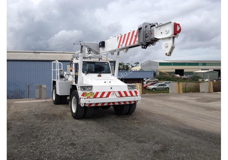 used 1998 terex at 14 franna cranes in hamilton south nsw price rh machines4u com au