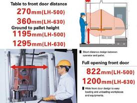 Mitseiki LH-630 Horizontal Machining Centre - picture3' - Click to enlarge