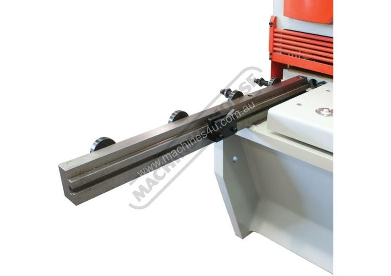 HG-5016VR Variable Rake Hydraulic NC Guillotine 5000 x 16mm Mild Steel Shearing Capacity 1-Axis Ezy-