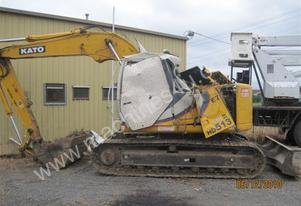 KATO HD513MR-3 EXCAVATOR *WRECKING*