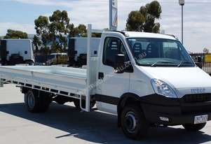 2014 Iveco DAILY 70C17 CAB CHASSIS