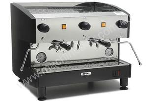 Boema Deluxe D-2S15A 2 Group Semi Automatic Espresso Machine