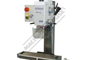 BF-16V Mini Opti-Mill Drill - Geared & Tilting Head (X) 220mm (Y) 160mm (Z) 210mm Electronic Variabl