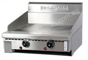Goldstein GPGDB-24 Bench Top Gas Griddle