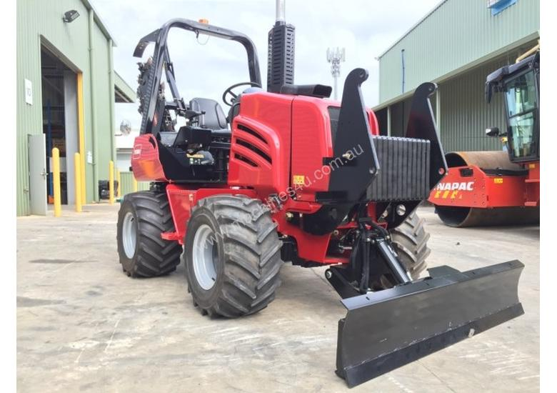 New Toro Rt600 Rubber Tyred Trencher In St Marys Nsw