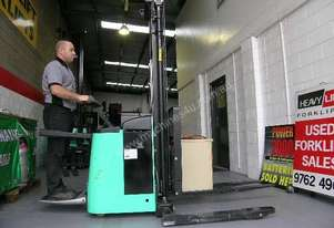 FORKLIFT MITSUBISHI Ride on walky stacker