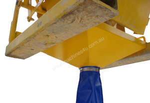 Concrete Kibble Funnel Tray to suit NS-CK Range