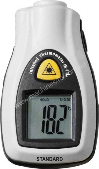 POCKET INFRARED THERMOMETER WITH LASER POINTER