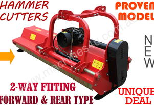 TRACTOR Flail Mower 2140mm, 410kg, SIDE SHIFT*****
