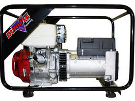 8 KVA Dunlite Generator - picture0' - Click to enlarge