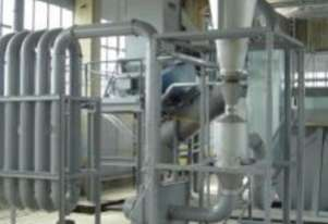 Telford Smith Wash Plant, Thermal Dryers