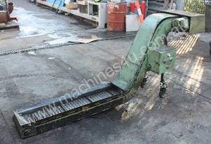 Pitch Hinge Belt Chip Swarf Conveyor