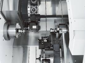 Goodway GTZ Series Twin Turret  Twin Spindle  - picture3' - Click to enlarge