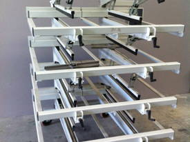 Casolin Clamping System with Pneumatic Clamp  - picture0' - Click to enlarge