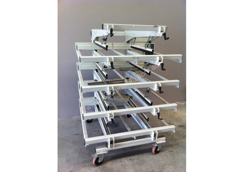 Casolin Clamping System with Pneumatic Clamp