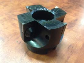 Run Out Sale - 63mm Dia. Carbide Face Mill Cutter  - picture2' - Click to enlarge