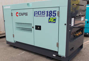 AIRMAN PDS185SC-5C5 185cfm Portable Diesel Air Compressor w/ Aftercooler