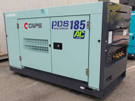AIRMAN PDS185SC-5C5 185cfm Portable Diesel Air Compressor w/ Aftercooler - picture0' - Click to enlarge