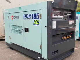 AIRMAN PDS185SC-5C5 185cfm Portable Diesel Air Compressor w/ Aftercooler - picture2' - Click to enlarge