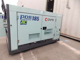 AIRMAN PDS185SC-5C5 185cfm Portable Diesel Air Compressor w/ Aftercooler - picture3' - Click to enlarge