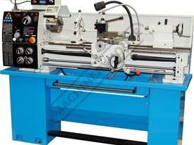 AL-346V Centre Lathe 330 x 1000mm Turning Capacity - 40mm Spindle Bore Includes Digital Readout, Qui - picture0' - Click to enlarge