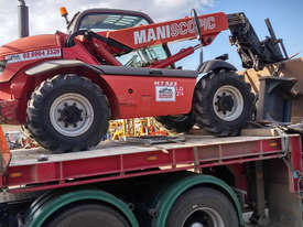 MANITOU MT 523 COMPACT FORKLIFT TELEHANDLER  - picture0' - Click to enlarge