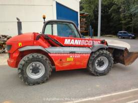 MANITOU MT 523 COMPACT FORKLIFT TELEHANDLER  - picture3' - Click to enlarge