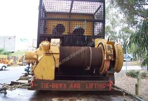 1000kg , used for cable instalation , ex darwin