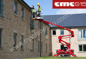 2016 CMC S15 Narrow Access Spider Lift