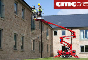 2020 CMC S15 Narrow Access Spider Lift