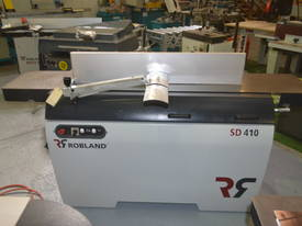 Heavy Duty Planer Thicknesser - picture1' - Click to enlarge