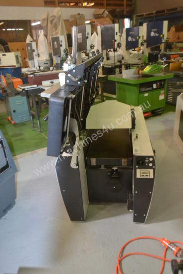 Heavy Duty Planer Thicknesser