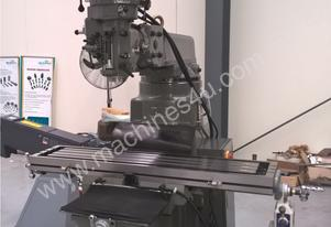 King Rich NEW   MILLING MACHINE