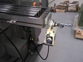 NEW KING RICH MILLING MACHINE - picture3' - Click to enlarge
