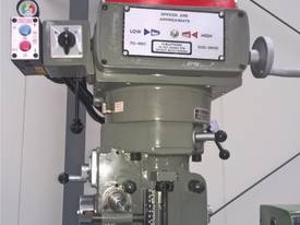 NEW KING RICH MILLING MACHINE - picture1' - Click to enlarge