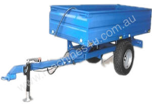 TIPPER TRAILER 1.5 TON 2 WHEEL HYDRAULIC