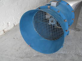 Axial Flow Fan Blower - picture2' - Click to enlarge