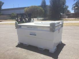 Diesel Fuel Tank 3000L Self Bunded Baffled - picture3' - Click to enlarge