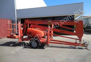 SNORKEL MHP13/35 CHERRY PICKER ELEVATING WORK PLAT