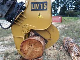 Excavator Tree Shears for Hire - picture0' - Click to enlarge